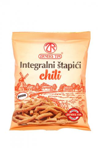 Integralni štapići chili