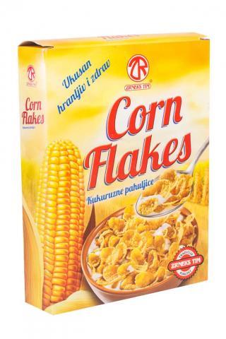 "Kukuruzne pahuljice ""CORN FLAKES"""